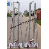 Quality Mechanical Drum Jacks,Cable Drum Trestles,Made Of Cast Iron for sale