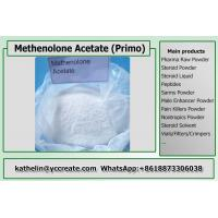 China Methenolone Acetate Effective Injectable Primobolan Steroids For Muscle Building 434-05-9 wholesale
