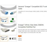 Quality Draeger ECG CABLES for sale