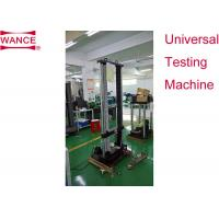 China Geotextile Testing Equipment , Tensile Strength Measuring Machine 400kg Weight wholesale