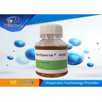Yellowish Wetting And Dispersing Agent For Organic Pigments Improving Color Strength