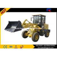 China PL918 Engine Power Micro Wheel Loader 3050mm Max. Dumping Height wholesale