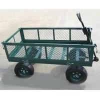 China Garden Tool Cart / Trolley, Including Removable Storage / Cargo Separator wholesale