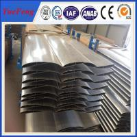 China YueFeng aluminum extrusion louvre blade / aluminium louvre blade /extruded aluminum blade on sale