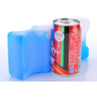 China Promotional Portable Reusable Cold Gel Packs HDPE Plasitc For Lunch Box wholesale
