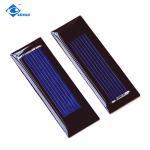China 0.5V 0.7W polycrystalline solar panels Module for solar dancing toys ZW-5318 Mono sun power solar panel wholesale