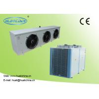 China Box Type Condensing Units For Cold Storage Room Color Plate Air Cooler And Main Machine wholesale