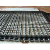 China Industry Driving Type Metal Mesh Conveyor Belt Spiral 35 * 50mm For Furnace ISO9001 wholesale