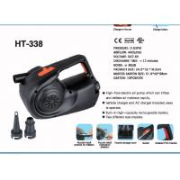 China HT-338 Rechargeable Electric Air Pump In Camping & outdoor wholesale
