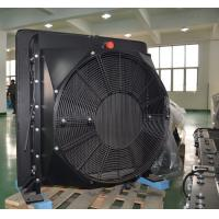 Custom Aluminum bar plate fin air to air heat exchanger for industry