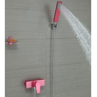 China Luxury Hand Hold Shower Sets Valve , Shower Mixer Valve Direct Factory wholesale