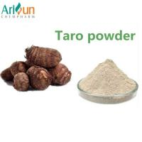 China Taro Extract Organic Natural Vegetable Powder Food Supplement Flavor Vitamins Protein Include wholesale