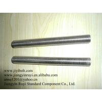 China stainless steel thread rod wholesale
