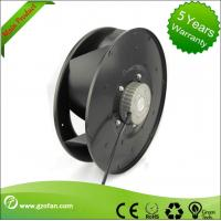 China EC Motor Fan , Centrifugal Blower Fan With Brushless DC Electric Motor wholesale