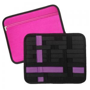 Quality 7 Inch Tablet Neoprene Tablet Cover Bag , Digital Tablet Tool Organizer Bag for sale