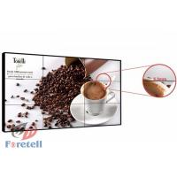 China 3D Noise Reduction Conference Room Video Wall , Full Screen Display Seamless Video Wall wholesale