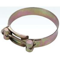 """China One Bolt Heavy Duty Hose Clamps 1/2"""" to 10"""" Size for Agriculture wholesale"""