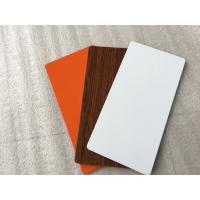 China Lightweight Aluminum Sign Panels Corrosion Resistance With  Sound Insulation wholesale
