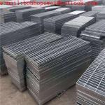 China Serrated I type Steel grating,steel driveway grates grating,Galvanized steel grating/stainless steel grates wholesale