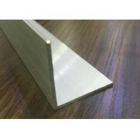 Quality 6000 Series Powder Coated Aluminum L Angle Profile For Solar Mounting System for sale