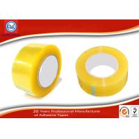 China High tensile strength 48mm BOPP Packaging Tape , Self Adhesive Carton Sealing Tape wholesale