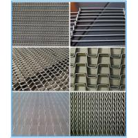 China Stainless Steel Chain Conveyor Belt Metal Mesh Flat Wire Custom Design wholesale