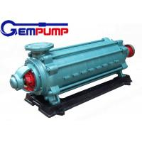 China DF type chemical centrifugal pump / Mining industry pump 84~666 m Head wholesale