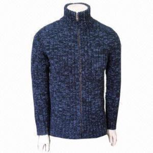 China Fashionable Men's Cashmere Cardigan/Woolen Wear/Coat wholesale