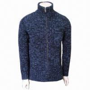 China Fashionable Men's Cashmere Cardigan, Woolen Wear, Warm wholesale