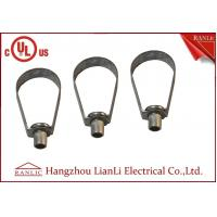 China Stainless Steel Pipe Hangers Swivel Ring Hanger 1/2 Inch / 3 Inch / 6 Inch wholesale