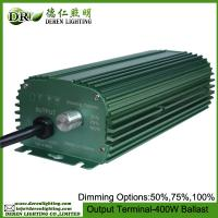 China 400W grow light for HPS/MH lamp of electronic ballast/ switchable dimming ballast on sale