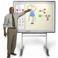 China 84 Inch LCD Smart Interactive Whiteboard For School / Business ROHS Approval wholesale