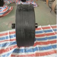 Wholesale Gentle Contact Surface Marine Roller Wheel Fender For Narrow Waterway from china suppliers