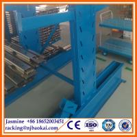 Wholesale High quality and low cost pipe cantilever racking from china suppliers