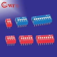 China Slide type DIP Switches(DS series) on sale