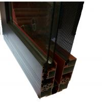 Quality Broken Bridge Heat aluminium profiles for windows and doors for Kitchen for sale