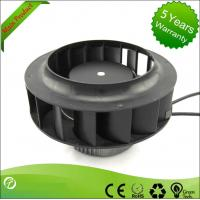 Buy cheap 80 Watt EC Centrifugal Fans With Backward Curved Blades Fresh Air System from wholesalers