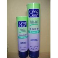 China Plastic Cosmetic Tubes, Laminate Tube Packaging For Facial Cleanser, Skin Care wholesale
