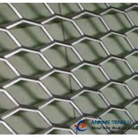 China Hexagonal Hole Expanded Metal With Stainless Steel, Aluminum Plates wholesale