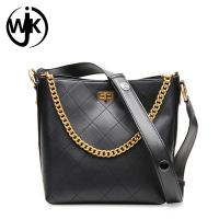 Quality China suppliers 100% genuine leather handbag for women print sling bag women for sale
