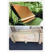 China Electrolytic copper foil of 100 µ with Width of the foil 300 mm for  using in conductive foil solutions wholesale