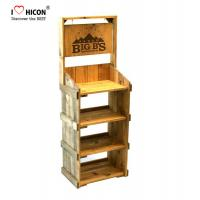 China Pharmacy Wooden Store Fixtures Movable Flooring Environmental wholesale