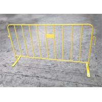China 1/6th Scale ZCWO Hongkong Street scene NO.12 steel crowd barrier fencing wholesale