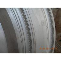 China Truck Polyurethane PU Foam Tyre Mold , hot rolled steel Tire Mould wholesale