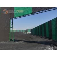 Quality HDPE Fabric Screen Wind Barrier for Thermal Power Plant dust suppression, Hesly for sale
