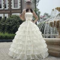 China Princess Volume Line Wedding Dress (VL-0018) wholesale