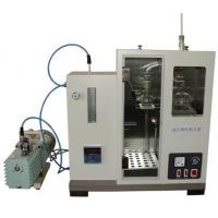 China GD-0165 Reduced Pressure Vacuum Distillation Tester wholesale