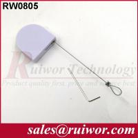 Quality Display Security Tether , Anti Theft Cables Electronics For Wire Harness Positioning for sale