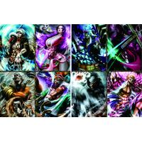 China One Piece 3D Lenticular Flip Change Anime 3D Poster,Custom Lenticular 3D Poster wholesale