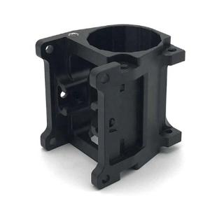 China SLS Technology 0.2mm Nylon 3D Printing Service Sandblasting For Industrial Parts wholesale